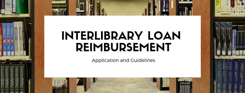 Interlibrary Loan Reimbursement